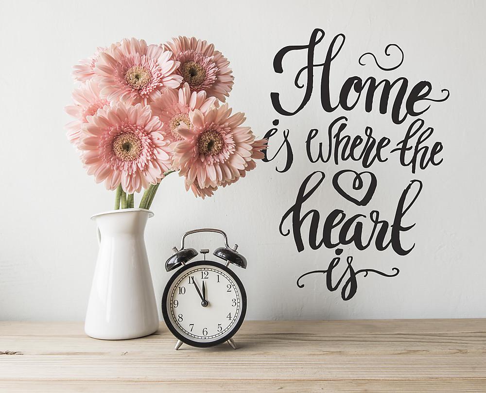 lavagna adesiva sweet home