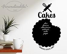 lavagna cakes
