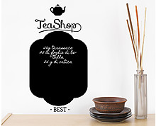lavagna tea shop