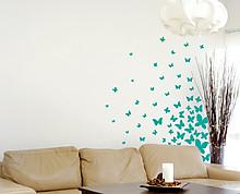 fantasia di farfalle