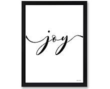 joy - stampa in cornice