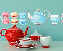 tè e macarons