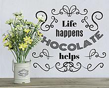 life chocolate