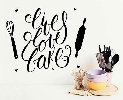 live love bake