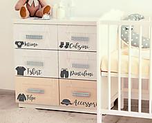 organizer cassettiera bambini