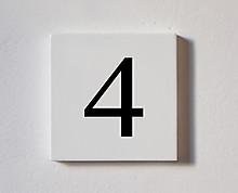 4 - tessera decorativa in legno