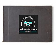 etichette per album fotografico