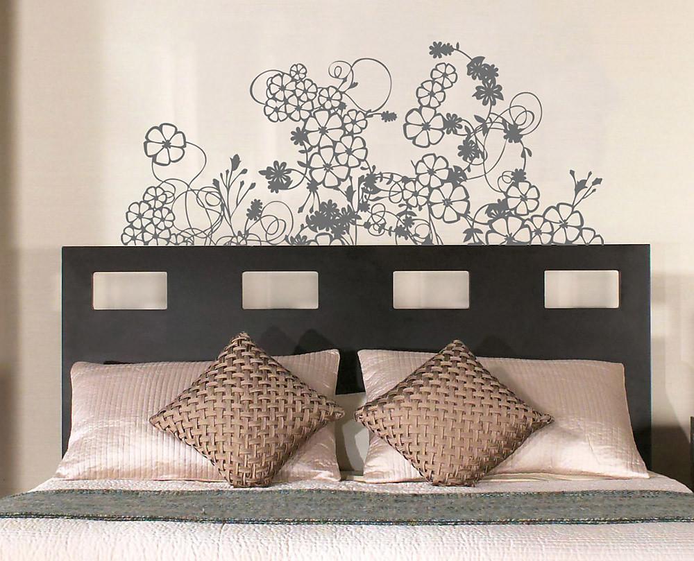 sticker edera decorazione adesiva murale