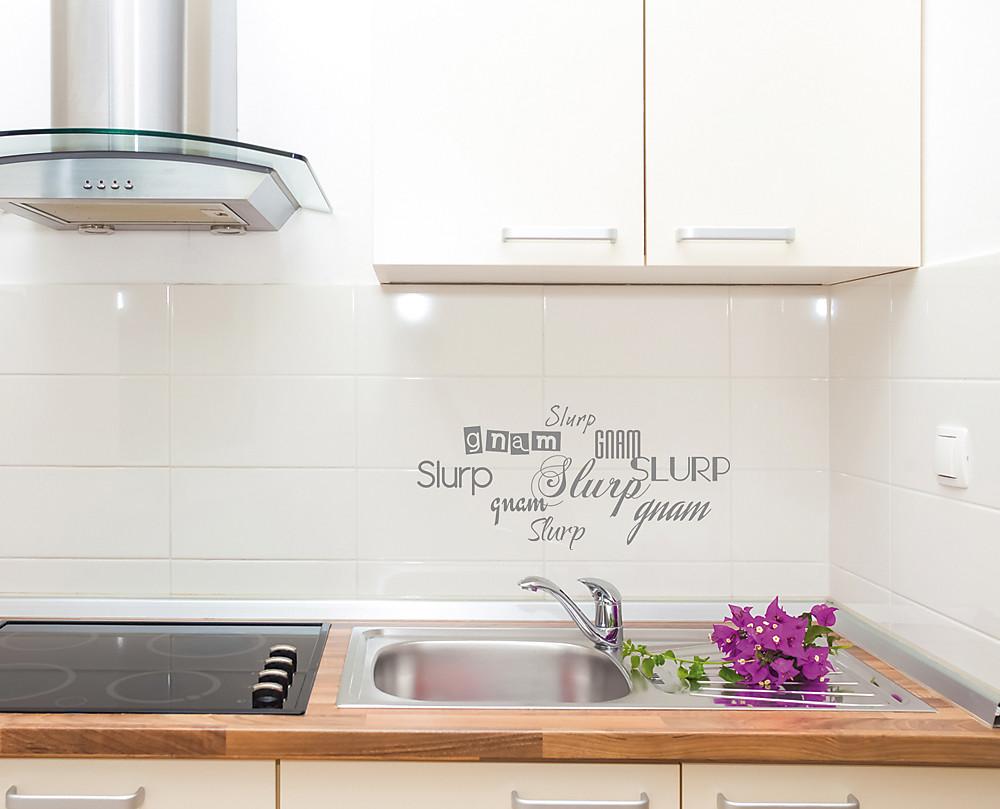 Wall stickers cucina - Sticker per cucina ...