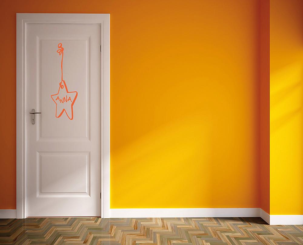 Excellent muri camerette bambini adesivi pareti camerette - Decori pareti camerette ...