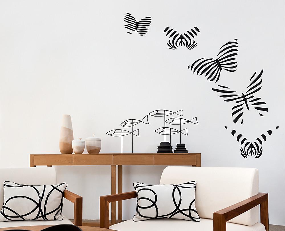 Frasi per pareti adesivi murali frasi pareti stickers - Tavole adesive 3d per pareti ...