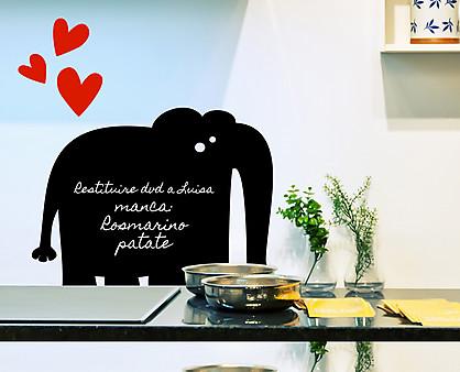 lavagna elefante