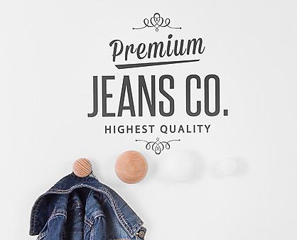 Appendiabiti Jeans