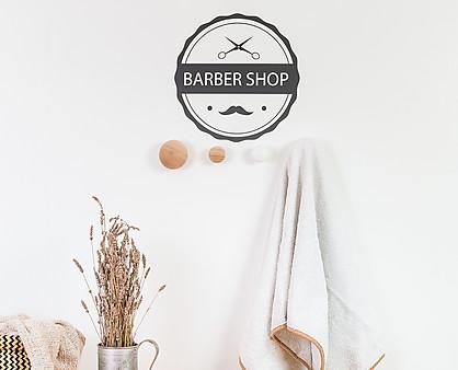 portasciugamani Barber Shop