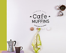 Muffins wipes holder