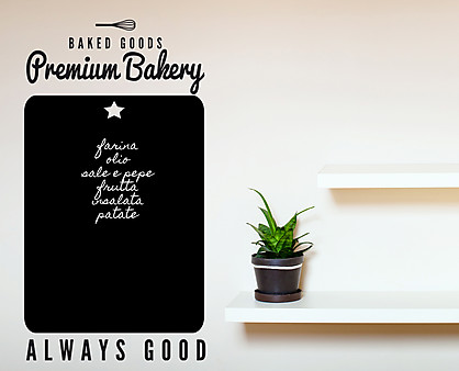 lavagna premium bakery