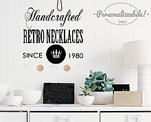 retro necklaces jewelry holder