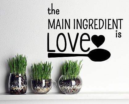 Main ingredient
