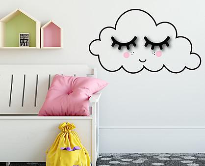 nuvoletta - decorazione da parete