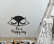 volpe - decorazione da parete