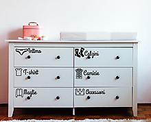 organizer cassettiera donna