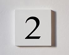 2 - tessera decorativa in legno
