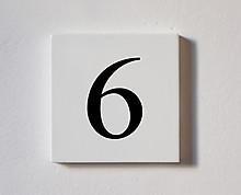6 - tessera decorativa in legno