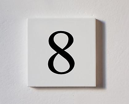 8 - tessera decorativa in legno