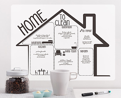 Planner pulizie domestiche