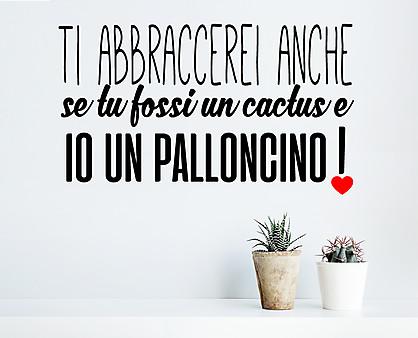 Cactus e Palloncino