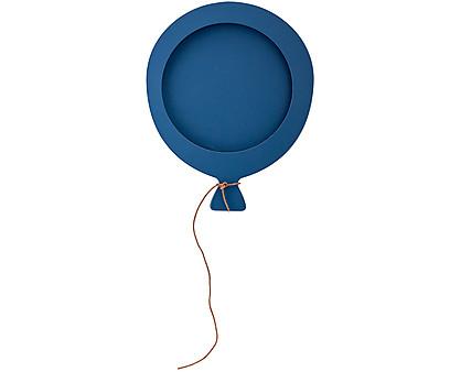 Cornice Palloncino blu