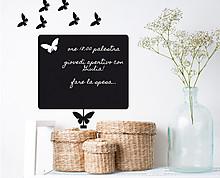 lavagna farfalle
